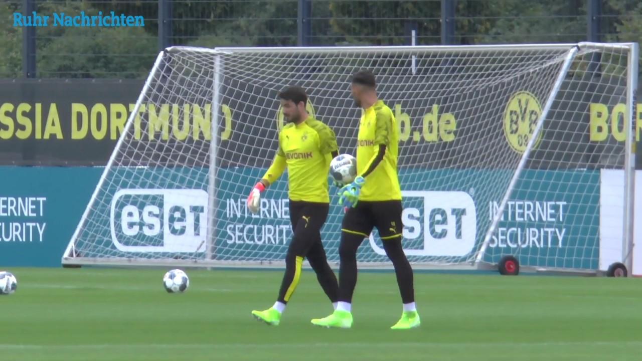 Der BVB vor dem Bundesliga-Start gegen Augsburg
