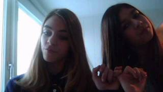 Sarefina and Manon... (L) Dj -Ysea Samen sterker dan 1
