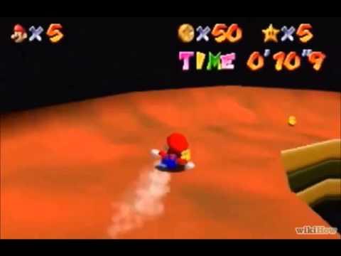 Mario 64 slide theme