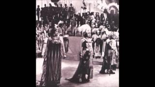Verdi - Aida - Act II, scene II  -Gigli, Cigna, Stignani, Nava, Pasero - de Sabata (Berlin, 1937)