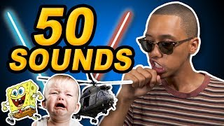 One Guy 50 Sound Effects & Voices   Dontae Catlett