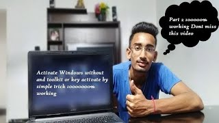 how to activate windows 10 in hindi|how to activate windows 10 for free|how to activate windows 10