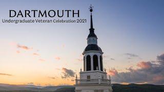 Dartmouth Undergraduate Veteran Celebration 2021