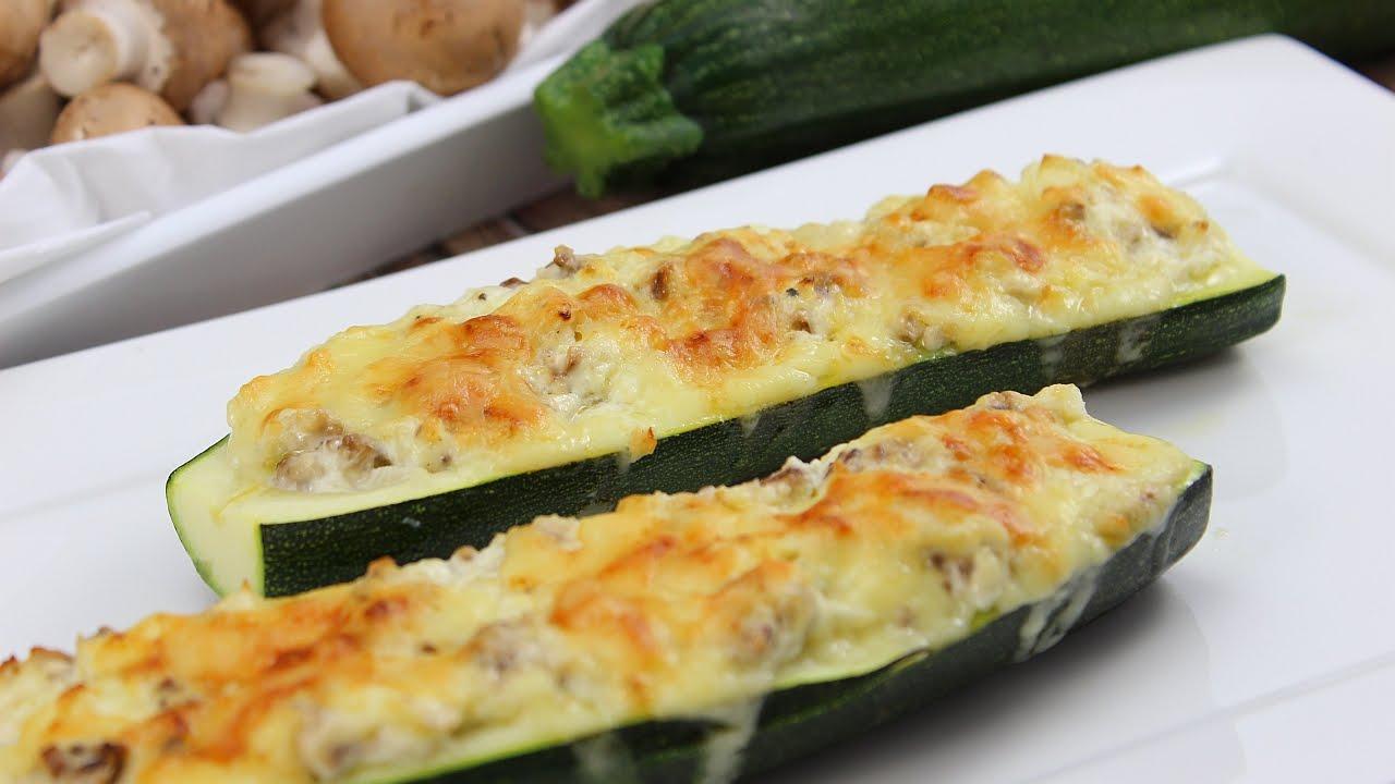 Rezept zucchini schiffchen uberbacken