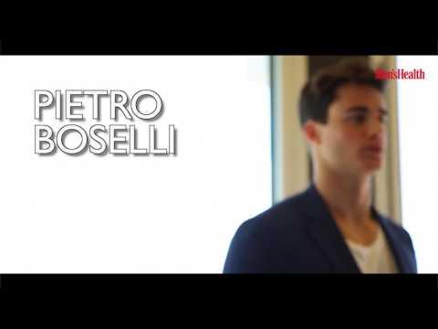Pietro Boselli × Men's Health Espana Interview