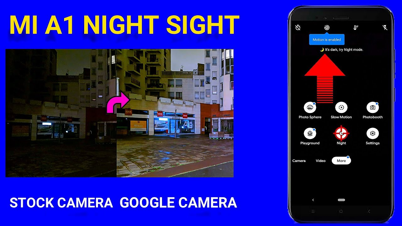 google pixel camera apk download for mi a1