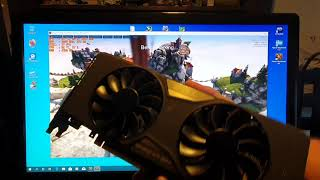 GPU Benchmark on a 775 vs 1155 Motherboard By:NSC
