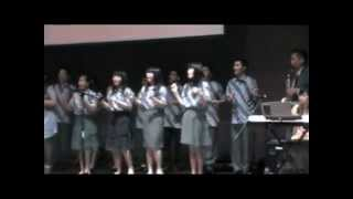 Pelepasan siswa SMK YADIKA 4 2011/2012