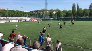 Barcelona academy U14 VS Vancouver Whitecaps U14 (part 1)