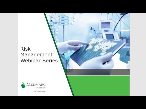 Medmarc's Risk Management Team Discusses Lessons Learned from Life Sciences in the News