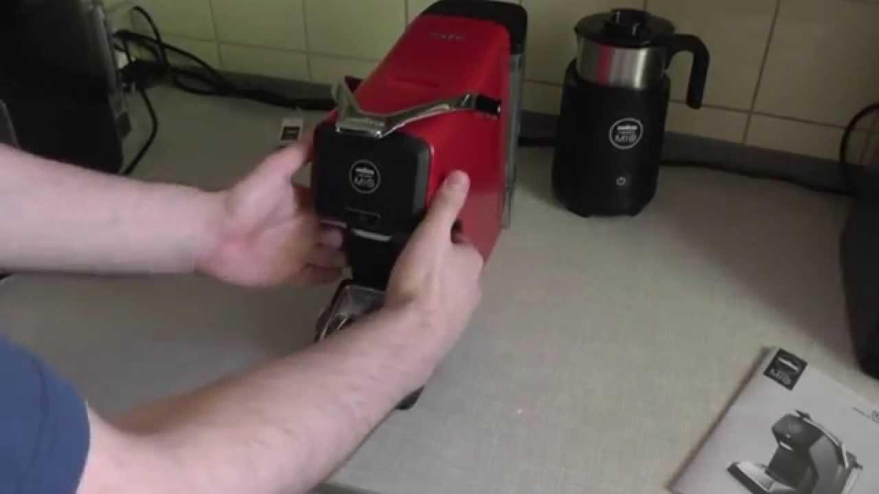 Test Lavazza A Modo Mio Espria Youtube