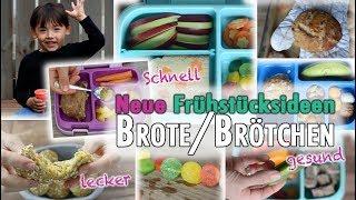 Neue Ideen für die Brotdose | Kinderfrühstück | Bentgo Box | mamiblock