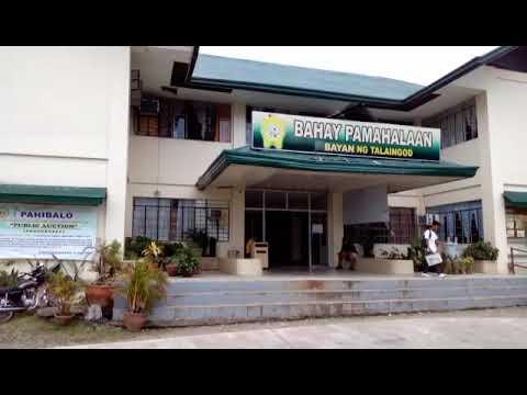 TALAINGOD MUNICIPALITY, Davao del Norte
