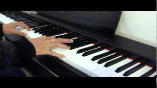 Within Temptation The Last Dance piano cover acoustic instrumental