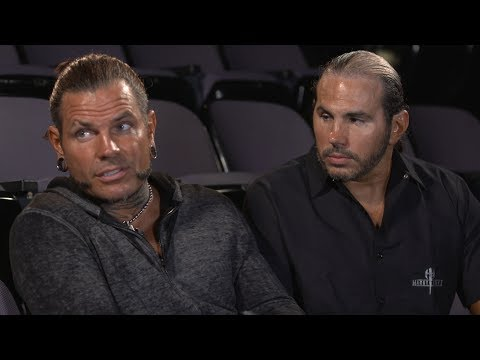 Matt and Jeff Hardy on overcoming their demons (WWE Network Exclusive)