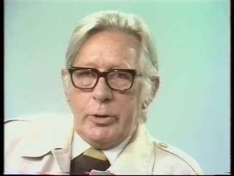 Laurie Lee interview - Thames Television - 1975