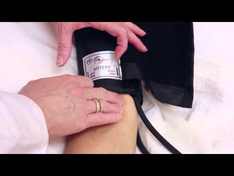 How to Apply aBlood Pressure Cuff