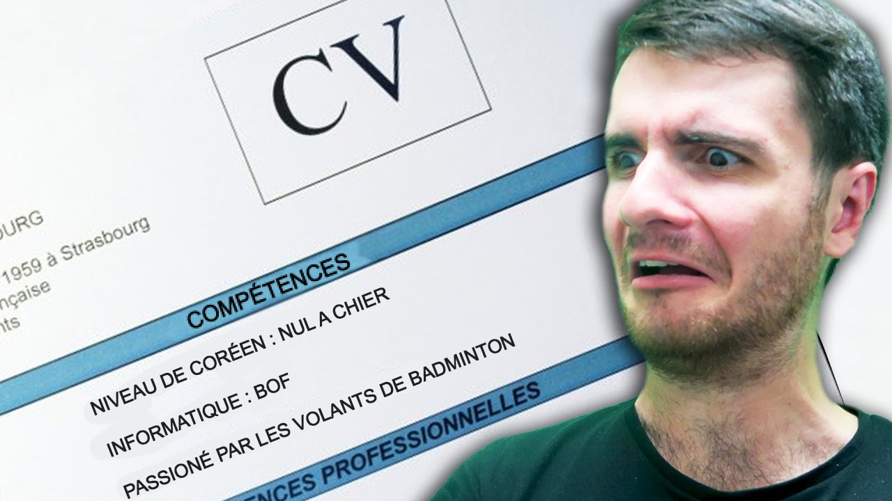 les pires photos de cv