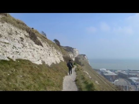 Mister Rools goes to White Cliffs of Dover