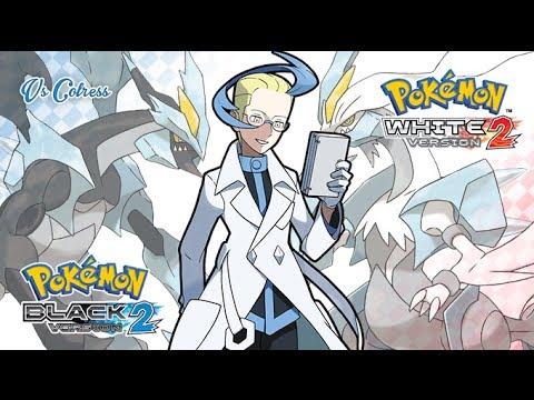 Pokémon B2/W2 - Battle! Colress Extended HD