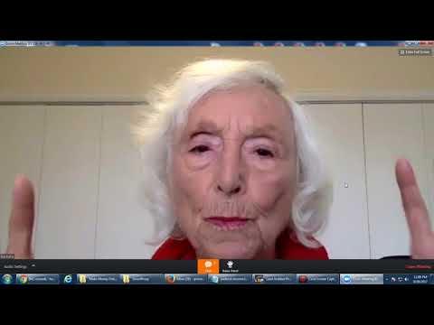 Barbara Marx Hubbard & Duane Elgin for a Global Oneness Day