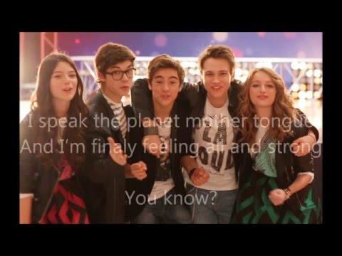 Alex & Co - Music Speaks (Paroles)
