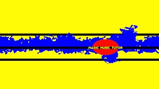 ABOUT TIME (Simplified) - Piano / Keyboard Tutorial [Magic Music Tutor] free sheet music