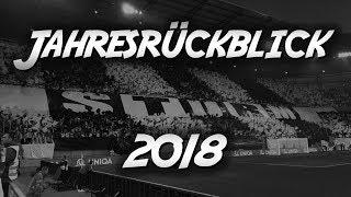 SK Sturm Graz Jahresrückblick 2018 - Eine Achterbahnfahrt in Schwarz-Weiß