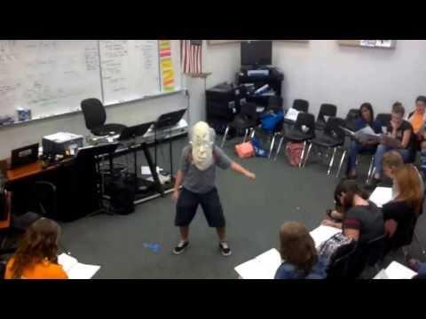 Barrington Middle School (Music Empowers)