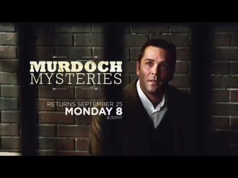 Murdoch Mysteries Season 11 Teaser (Release Date Sep 25, 2017)