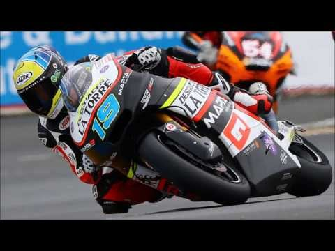 Xavier Simeon Le Mans 2013 Moto2 Podium