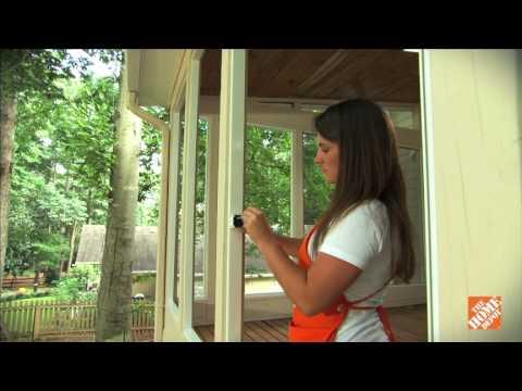 Fast Track Porch Screening Installation Video