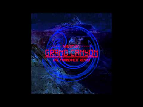 FREE DOWNLOAD: Kavinsky - Grand Canyon (Mr. Fahrenheit Remix)