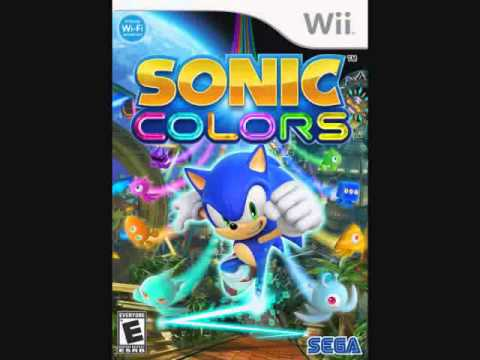 Reach for the Stars Main Theme  Sonic Colors  10 Hours Extended Music