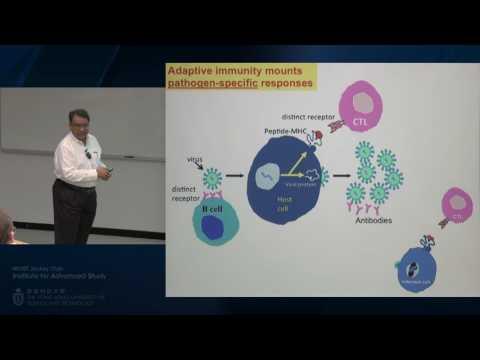IAS Distinguished Lecture: Prof Arup Chakraborty (14 Dec 2016)