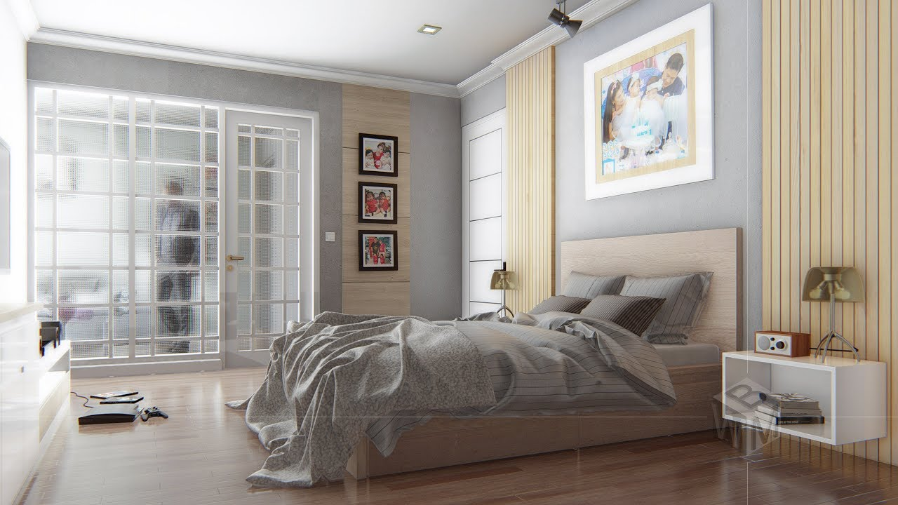LUMION 8  DAYTIME INTERIOR RENDER  BEDROOM 0022018
