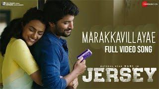 Marakkavillayae - Full Video | JERSEY | Nani, Shraddha Srinath | Anirudh Ravichander