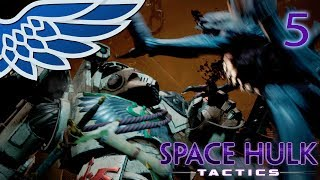 SPACE HULK TACTICS   Reaper Biomorph Part 5 - Genestealer Campaign Space Hulk Let's Play Gameplay
