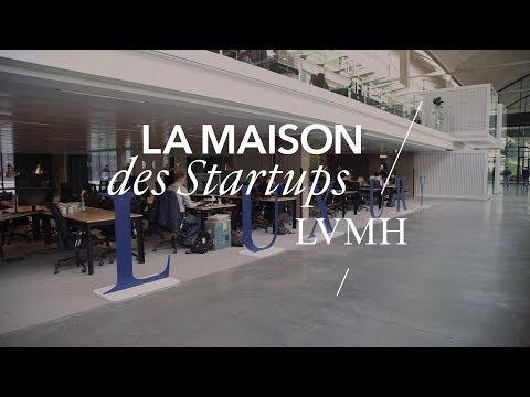 LVMH at STATION F: Discover la Maison des Startups LVMH