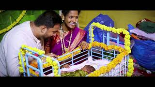 Naamkaran ceremony (gargi) By create memories,marathi couple