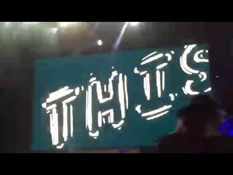 Kygo Chainsmokers - I want something just like this @ BBF2017 #BarcelonaBeachFestival #BBF17