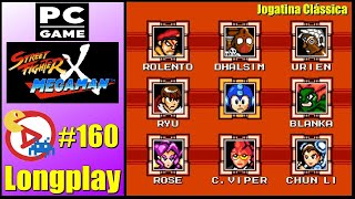 PC Longplay Street Fighter x Mega Man - Ver.2