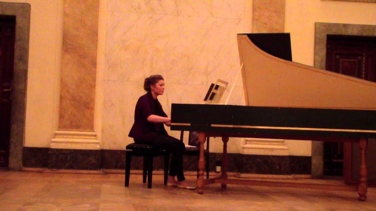 Pièces de clavecin 11th ordre, Les Fastes de la grande, Troisième Acte - Harpsichord