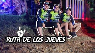 JUEVES DE RUTA CON EL EQUIPO RICH ||CASI NOS QUEDAMOS||