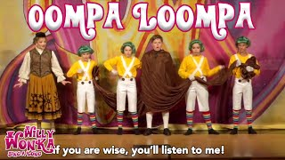 Willy Wonka - Oompa Loompa with Augustus Gloop (Sing-a-Long Version)