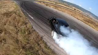 Smoke Machine - Mercedes CLK #drift Car #fpv Arso