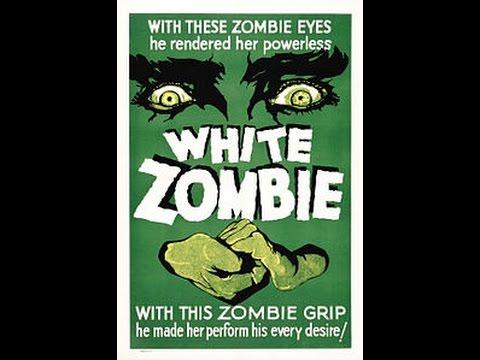 Белый зомби - фильм ужасов про зомби