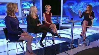 International Women's Day: FOX Business on breaking the glass ceiling