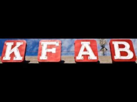KFAB 1110 Omaha, NE - 6 February 1982