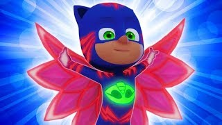 PJ Masks Episodes  Catboy Gekko and Owlette Escape from Romeo  Superhero Cartoons for Kids